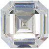 Swarovski 4671 Square Emerald-Cut Fancy Stone Crystal 8mm