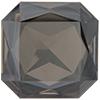 Swarovski 4675 Square Octagon Fancy Stone Crystal Satin 23mm