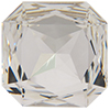Swarovski 4675 Square Octagon Fancy Stone Crystal 23mm