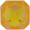 Swarovski 4675 Square Octagon Fancy Stone Ultra Citrine AB 23mm