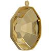 Empty Jewelry Setting (Mount) for Swarovski 4678 23mm