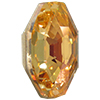 Swarovski 4678 Solaris Fancy Stone Brandy 14mm