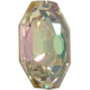 Swarovski 4678 Solaris Fancy Stone Crystal Luminous Green 8mm