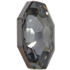 Swarovski 4678 Solaris Fancy Stone Crystal Silver Night (Unfoiled) 14mm