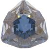 Swarovski 4706 Trilliant Fancy Stone Crystal Blue Shade 12mm