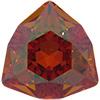 Swarovski 4706 Trilliant Fancy Stone Crystal Chili Pepper 12mm