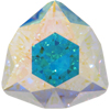 Swarovski 4706 Trilliant Fancy Stone Crystal AB 12mm