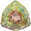 Swarovski 4706 Trilliant Fancy Stone Crystal Luminous Green 12mm
