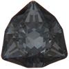 Swarovski 4706 Trilliant Fancy Stone Crystal Silver Night (Unfoiled) 7mm
