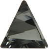 Swarovski 4717 Delta Fancy Stone Black Diamond 15.5mm