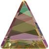 Swarovski 4717 Delta Fancy Stone Crystal Purple Haze 15.5mm