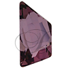 Swarovski 4719 Graphic Trapeze Fancy Stone Crystal Antique Pink 19x9mm