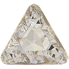 Swarovski 4722 Triangle Fancy Stone Crystal 8mm