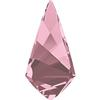 Swarovski 4731 Kite Fancy Stone Crystal Antique Pink 10x5mm