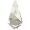Swarovski 4731 Kite Fancy Stone Crystal Silver Shade 10x5mm