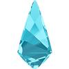 Swarovski 4731 Kite Fancy Stone Aquamarine 10x5mm