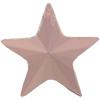 Swarovski 4745 Star Fancy Stone Crystal Rose Gold 10mm