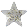 Swarovski 4745 Star Fancy Stone Crystal 10mm