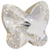 Swarovski 4748 Rivoli Butterfly Fancy Stone Crystal 10mm