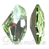 Swarovski 4757 Galactic Fancy Stone Chrysolite 19x11.5mm