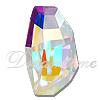 Swarovski 4760 Calypso Fancy Stone Crystal AB 14x8mm