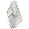 Swarovski 4766 De-Art Flat Fancy Stone Crystal 28x15.5mm