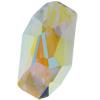 Swarovski 4773 Meteor Fancy Stone Crystal AB 18x9.5mm