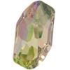 Swarovski 4773 Meteor Fancy Stone Crystal Luminous Green 14x7.5mm