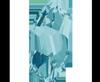 Swarovski 4773 Meteor Fancy Stone Light Turquoise 28x15mm