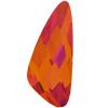 Swarovski 4790 Wing Fancy Stone Crystal Astral Pink 32x13.5mm