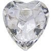 Swarovski 4813 Heart Fancy Stone Crystal 6.5x6mm
