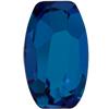 Swarovski 4855 Organic Oval Fancy Stone Crystal Bermuda Blue 10x6mm