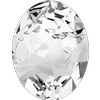 Swarovski 4921 Kaputt Oval Fancy Stone Crystal 29x22.5mm