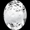 Swarovski 4921 Kaputt Oval Fancy Stone Crystal 29x22.5mm