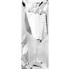 Swarovski 4924 Kaputt Baguette Fancy Stone with Logo Crystal 23x9mm