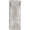 Swarovski 4925 Kaputt Baquette Fancy Stone Crystal 23x9mm