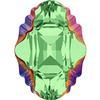 Swarovski 4926 Oval Tribe Fancy Stone Peridot Scarabaeus Green 14x10mm