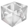 Swarovski 4933 Tilted Dice Fancy Stone Crystal 19mm
