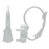 10x5mm Teardrop for Swarovski 4322 Leverback Earring Bases-Shiny Silver