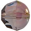 Swarovski 5026 Cabochette Bead Crystal Lilac Shadow 6mm