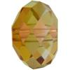 Swarovski 5040 Briolette Bead Crystal Astral Pink 12mm