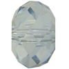 Swarovski 5040 Briolette Bead Crystal Blue Shade 4mm