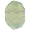 Swarovski 5040 Briolette Bead Chrysolite Opal 8mm