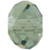 Swarovski 5040 Briolette Bead Erinite 6mm