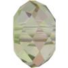 Swarovski 5040 Briolette Bead Crystal Luminous Green 6mm