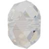 Swarovski 5040 Briolette Bead Crystal Moonlight 8mm