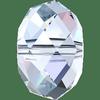 Dreamtime Crystal DC 5040 Briolette Bead Crystal AB 4mm