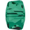 Swarovski 5045 Rondelle Bead Emerald 4mm