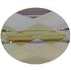 Swarovski 5051 Mini Oval Bead Silk Celadon 10x8mm
