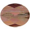 Swarovski 5051 Mini Oval Bead Light Silk Purple Haze 10x8mm